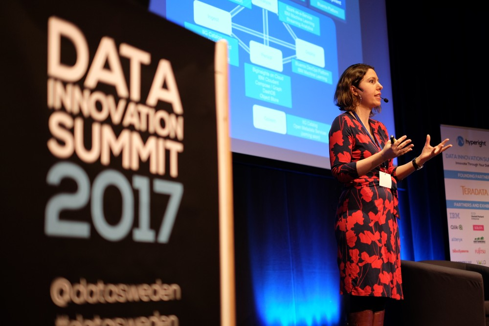 The Data Innovation Summit: 5 years of data and analytics journey (2017)
